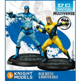 BLUE BEETLE & BOOSTER GOLD (MV) V2