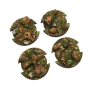 Star Wars Legion Forest Bases 50mm