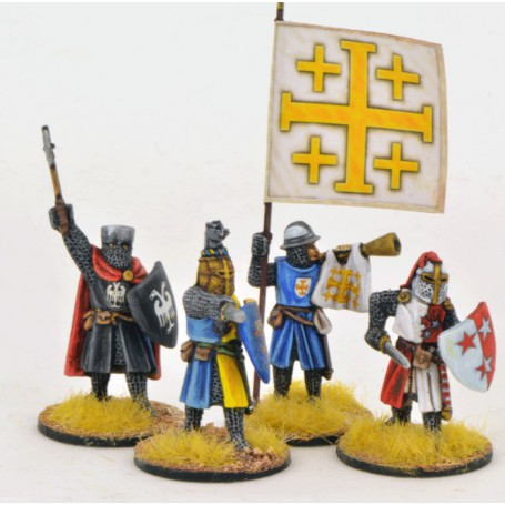 Crusading Foot Knights (Command)