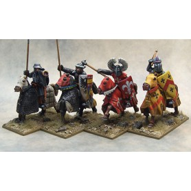 Mounted Crusading Knights (Command)
