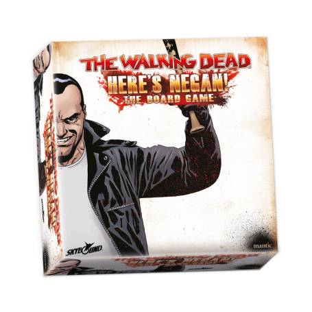 The Walking Dead, Here's Negan + cartes exclusives