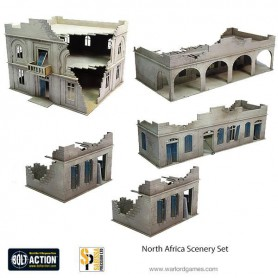 North Africa Scenery Set