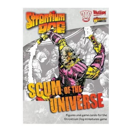 Strontium Dog: Scum of the Universe