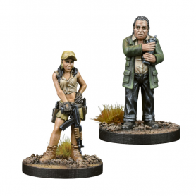 The Walking Dead, Booster Rosita & Eugene