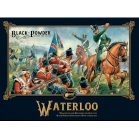 Waterloo Starter Set - new box and second edition book