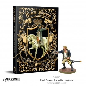 Black Powder: Black Powder Second Edition Rulebook, par Warlord Games