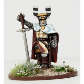 Seigneur Teutonique à pied
