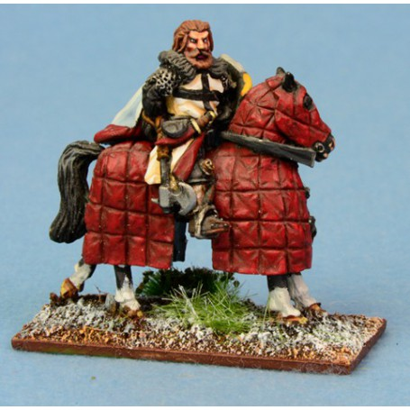 Seigneur Teutonique monté