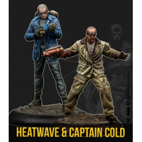 CAPTAIN COLD & HEATWAVE V2