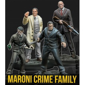 MARONI CRIME FAMILY V2