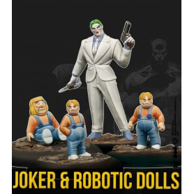 JOKER AND ROBOTIC DOLLS V2