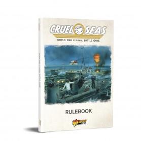 Cruel Seas Rulebook et U-Boat excusive