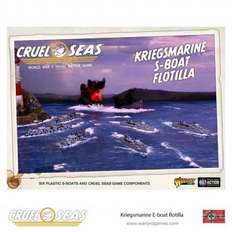 Kriegsmarine E-boat flotilla