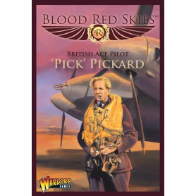 Blood Red Skies Pick Pickard (Mosquito)