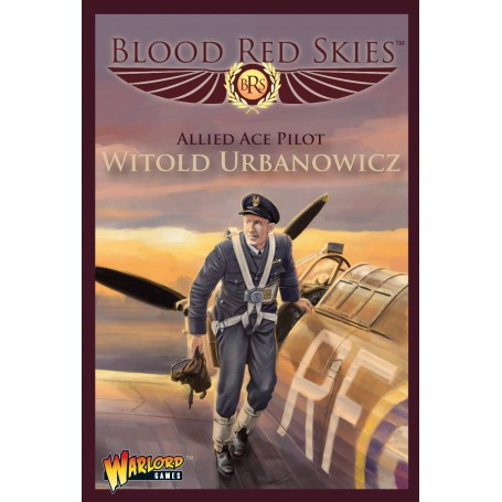 Blood Red Skies Witold Urbanowicz Hurricane Ace