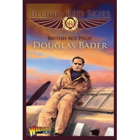 Blood Red Skies Douglas Bader Hurricane Ace