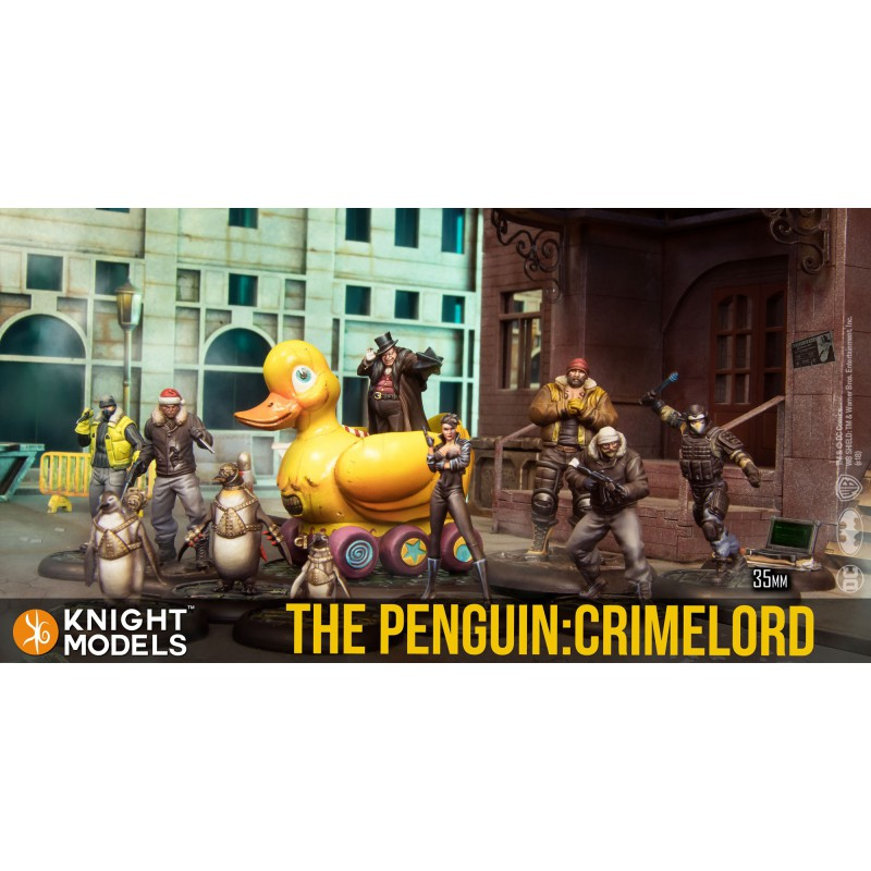 THE PENGUIN: CRIMELORD V2