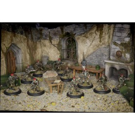 Achtung Cthulhu Miniatures - Badger's Commandos unit pack