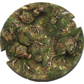 Star Wars Legion Forest Bases 100mm Round