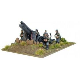 Blitzkrieg German sIG33 15cm Howitzer (1939-42)