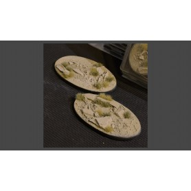 Arid Steppe bases Oval 90mm