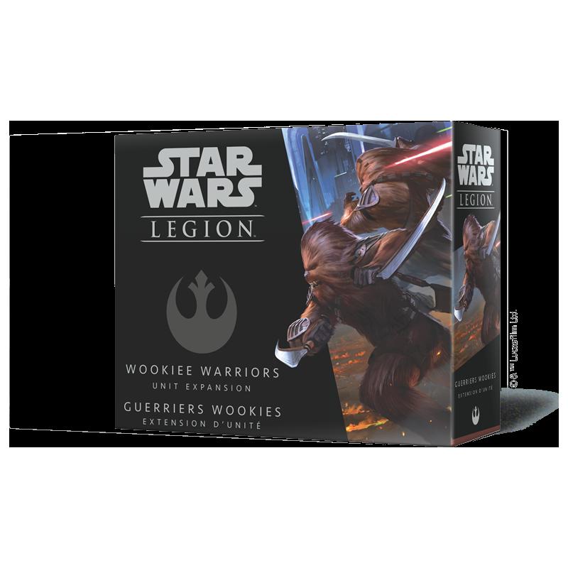 SW Legion: Guerriers Wookies
