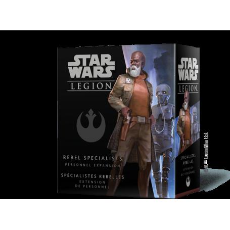 SW Legion: Spécialistes Rebelles