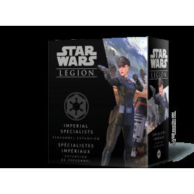 SW Legion: Spécialistes Impériaux