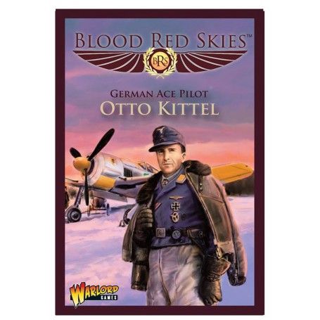 Blood Red Skies Otto Kittel