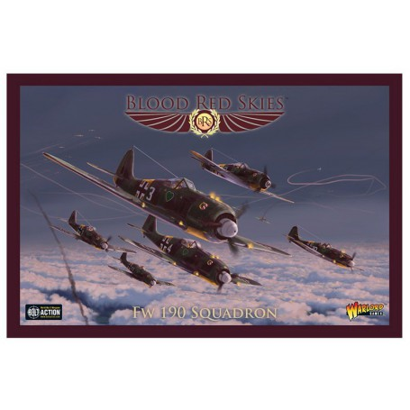 Blood Red Skies FW 190 Squadron