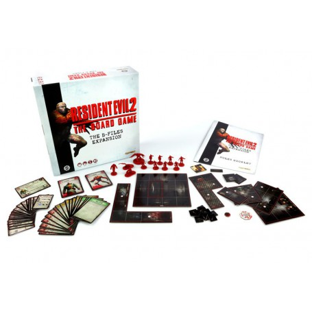 Resident Evil 2: The Board Game - B-Files Expansion