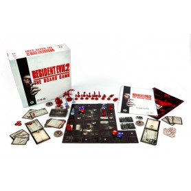 Resident Evil 2: The Board Game