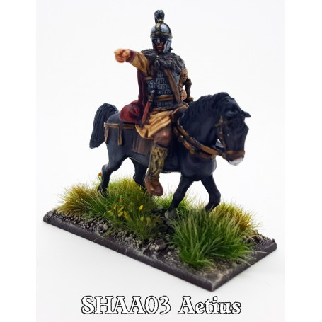 Aetius, Magister Militum
