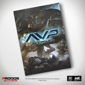 AVP Unleashed Hardcover book
