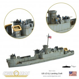 US LCI (L) Landing Craft