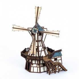 Tueden League Windmill