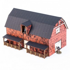 Barn and Stables Set