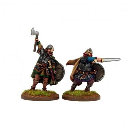 Morcar and Edwin, Saxon Earls