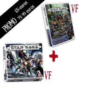 Star Saga VF ET Character and mission creator VF