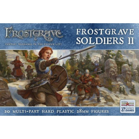 Frostgrave Soldiers II (Women)