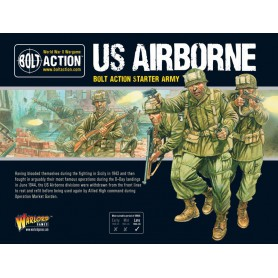 New US Airborne Starter Army