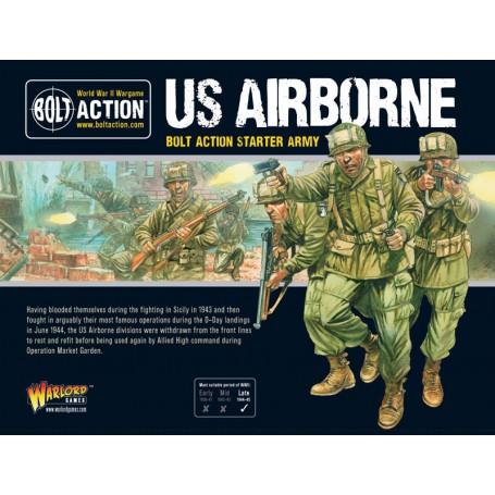 New US Airborne Starter Army