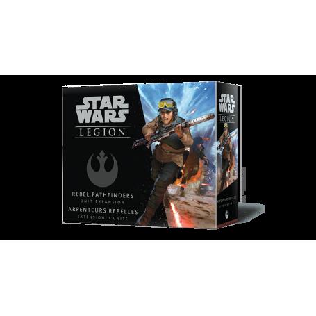 SW Legion: Arpenteurs Rebelles