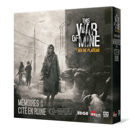 This War of Mine : Mémoires de la Cité en Ruine (Extension)