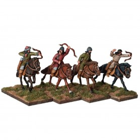 Mounted Warrior Archer 1