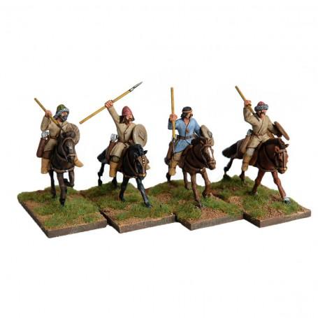 Mounted Javelinmen 2
