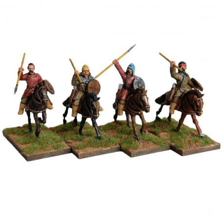 Mounted Javelinmen 1
