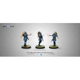 Zulu Cobra, Special Recon and Intervention Team (Hacker)