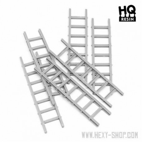 Metal Ladder Set