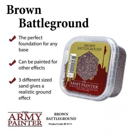Basing: Brown Battleground